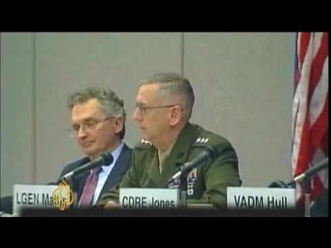 "US General says- ""It's good fun to shoot people"""