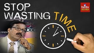 How to Reduce Timepass in Daily Life ? | M.A Karim | Jayaho Success Mantra | hmtv Selfhelp