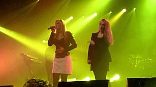 Sweet Curse - ReVamp duet with Simone Simons (Epica) - Live @MFVF 2010, Octobre 23rd HD