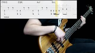 Mild High Club - Tesselation (Bass Cover) (Play Along Tabs In …
