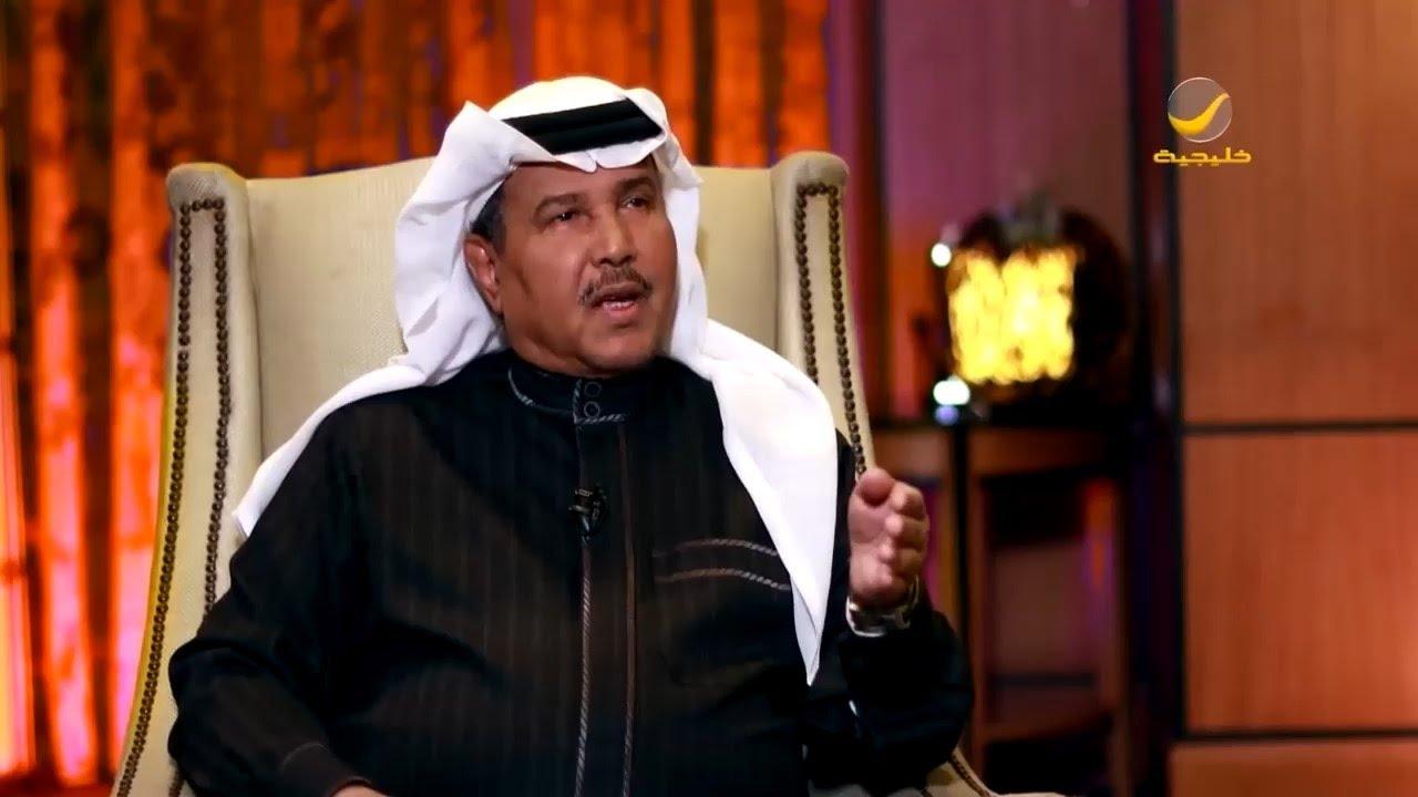 محمد عبده: والدي كان رجل على هوى الريح لا يعرف كيف يمشي على اليابسة