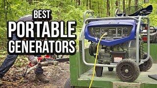 Top 5 Best Portable Generators of 2017