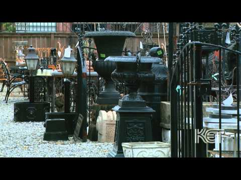 Architectural Salvage | Louisville Life | KET