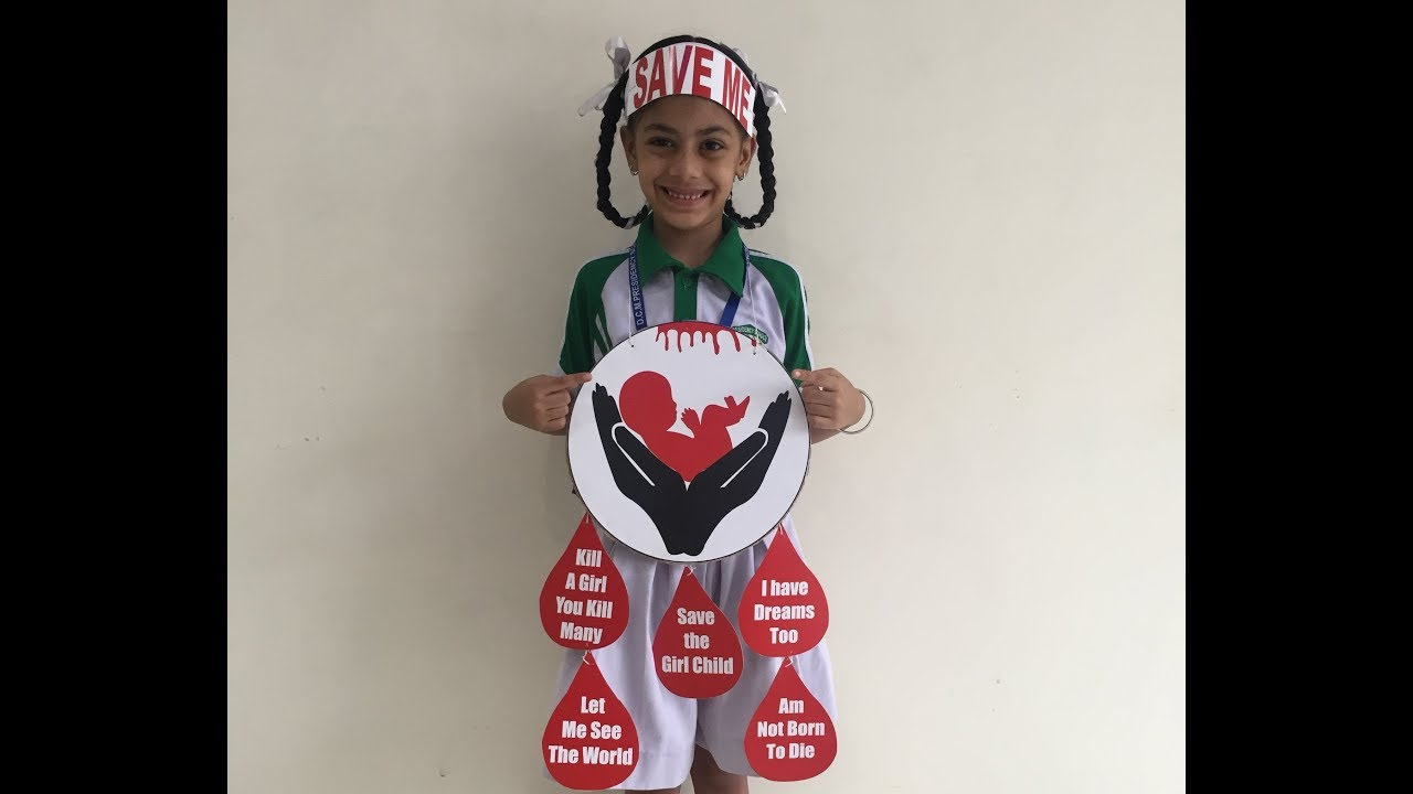 bee69449c Fancy Dress Competition Heart Touching Issue - Poem (Rhyme) Save The ...