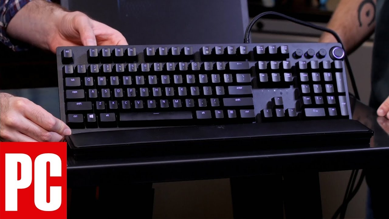 e667f06ffbe 1 Cool Thing: Razer Huntsman Elite - YouTube