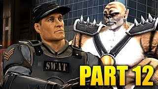 Mortal Kombat 9 Playthrough Part 12 - I'm A Guy With A Gun... (ROAD TO MK11)