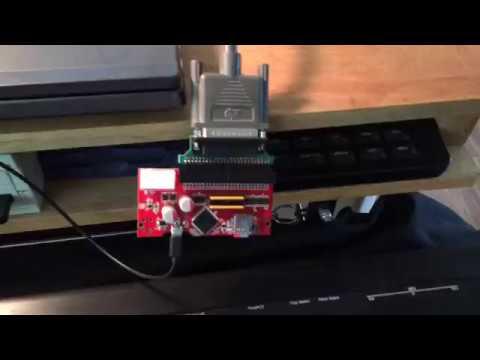 Ensoniq ASR-10 & SCSI2SD Interface