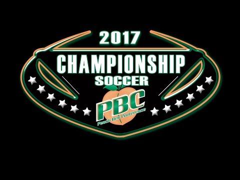 2017 PBC Men's Soccer Semifinal: UNG vs. YHC
