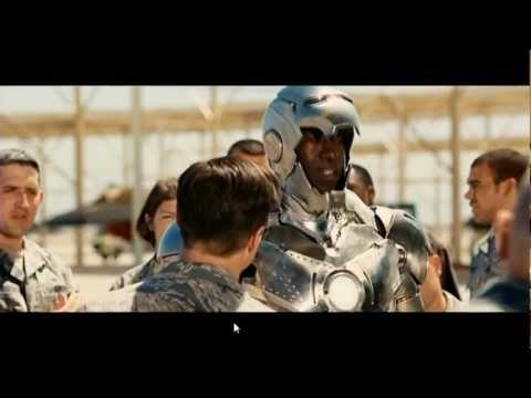 Iron Man 2: Rhodey Comes Home