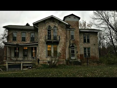 Haunted Thornhaven Manor Crazy Ghost Hunt - Real Spirit Caught!