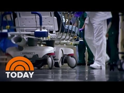 Hospitals Overwhelmed As Coronavirus Cases Surpass 100,000 In US | TODAY