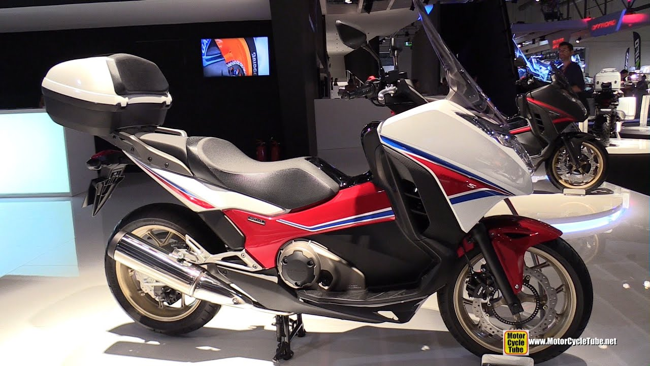 2015 honda integra s 750 dct maxi scooter walkaround. Black Bedroom Furniture Sets. Home Design Ideas