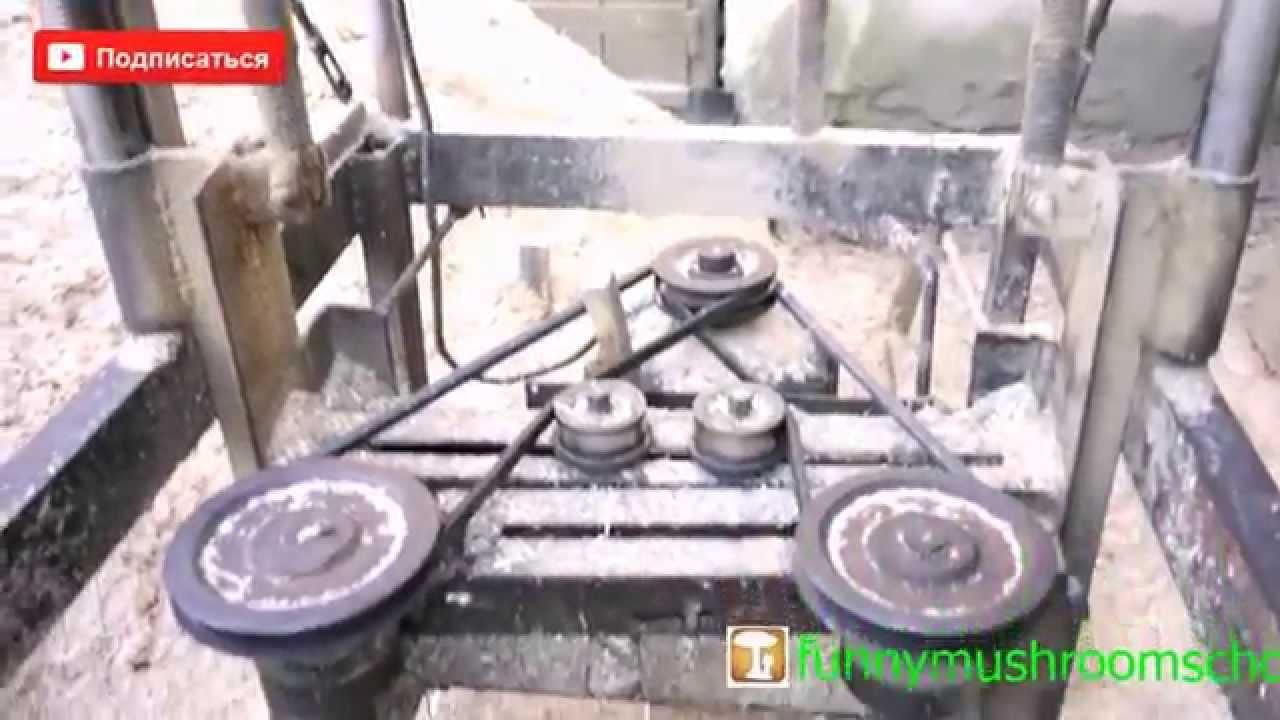 Как сделать пилораму своими рукам