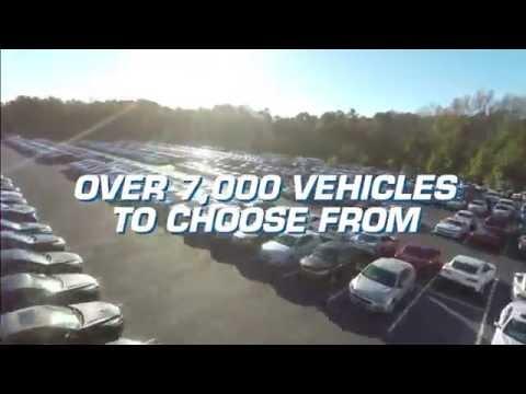 Cary Auto Mall >> The Hendrick Cary Auto Mall Has It All Youtube