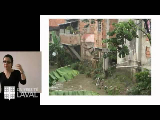Anna Lucia Britto - Les enjeux environnementaux des métropoles brésiliennes