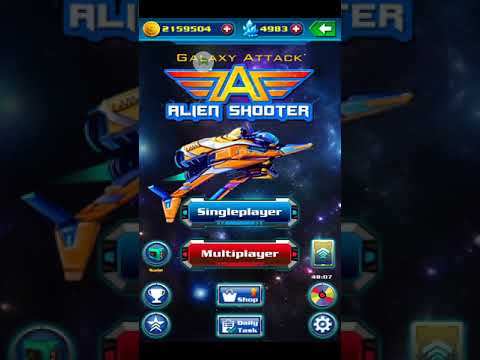 Galaxy Attack: Alien Shooter - My 5000 Crystal