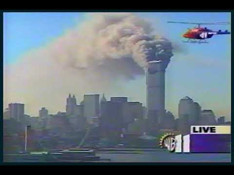 WB11 9/11/2001 Breaking News at 9:01 am, 2 hours