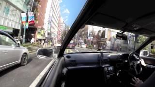 R32 GTR Tokyo Cruise