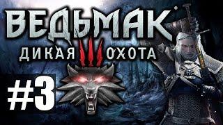 Ведьмак 3: Дикая Охота [Witcher 3] - Прохождение на русском - ч.3 - Выслеживая Королевского Грифона