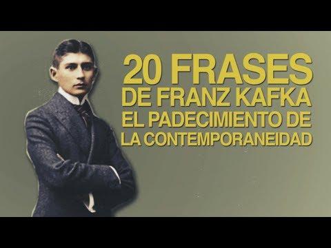 20 Frases de Franz Kafka, el padecimiento de la contemporaneidad