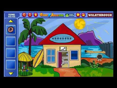 Little Bird Rescue Walkthrough - Games2Jolly