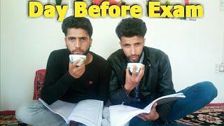 Kashmiri , Day Before Exam
