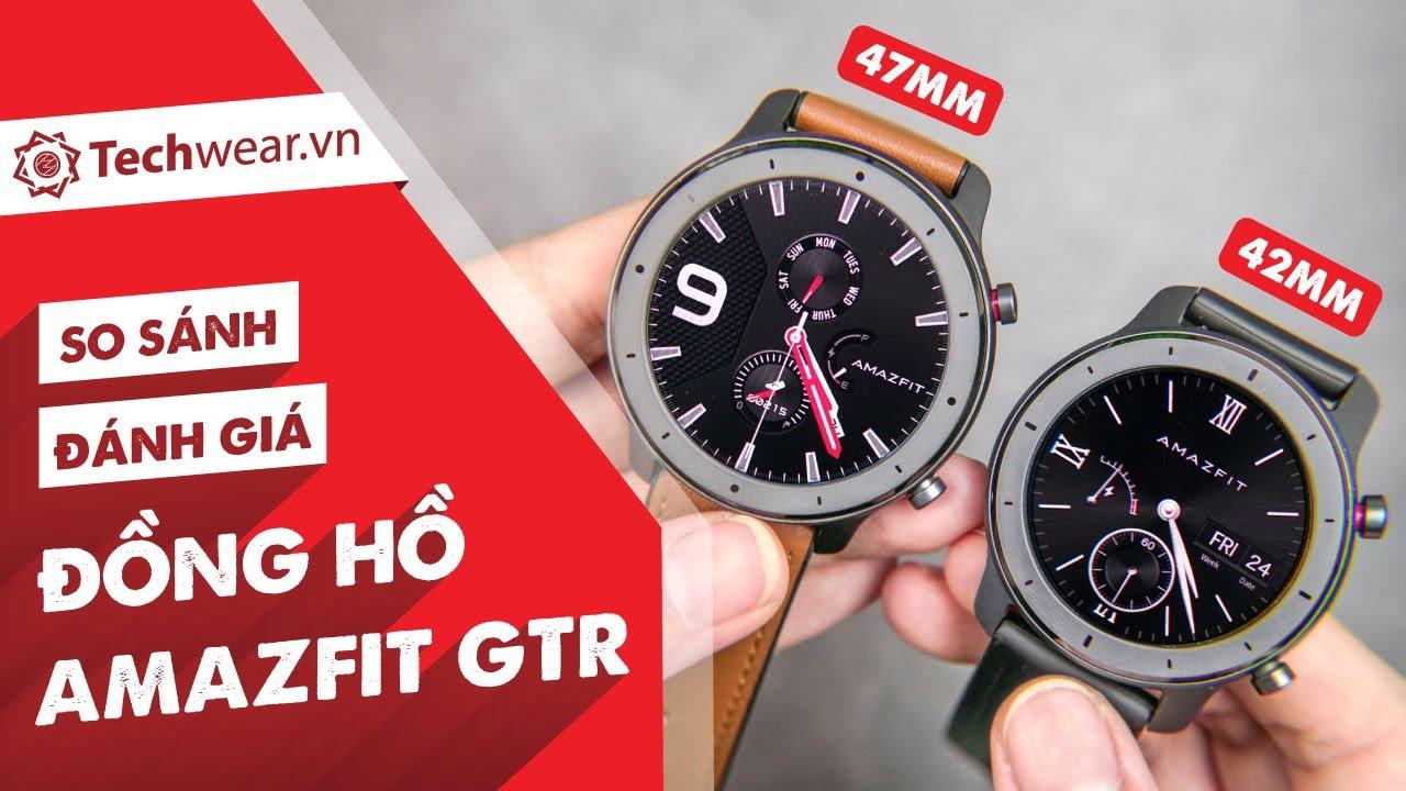 Đánh giá HUAMI AMAZFIT GTR 2 phiên bản QUỐC TẾ - Hỗ trợ nhận CUỘC GỌI, pin lâu đến 2 TUẦN