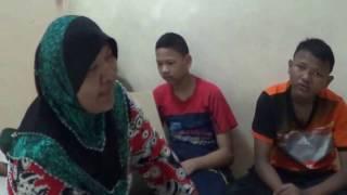 20170217 Sja Pssp   Ibu Tunggal 4 Anak  Derita