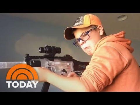Spokane School Shooting: Custodian Hailed For His Heroism | TODAY