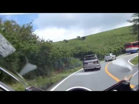 September Bike Tour Izu Sky Line - Honda 2011 CBR 250R