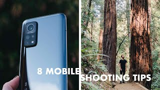8 ESSENTIAL Mobile Shooting Tips  #ShootLikeAPro