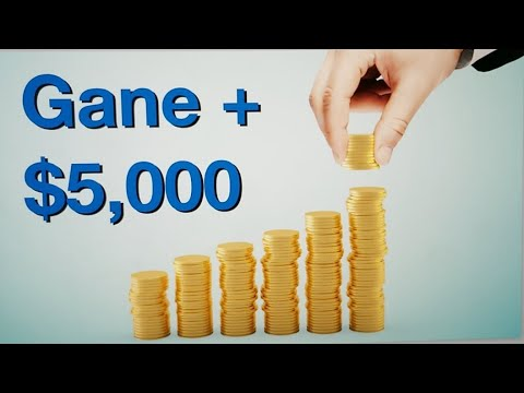 Bitcoin - Hoy Gane +5K USD 🤑📈