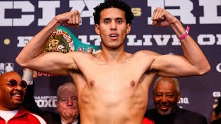 Showtime Curse Strikes Again!David Benavidez Miss Weight & Loses Belt on Scale