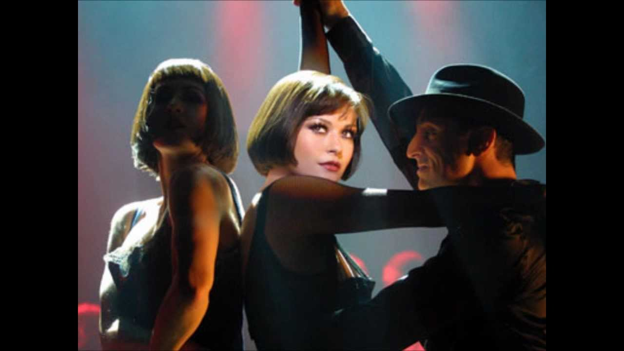 Class- Catherine Zeta-Jones & Queen Latifah (Chicago Motion Picture Soundtrack)