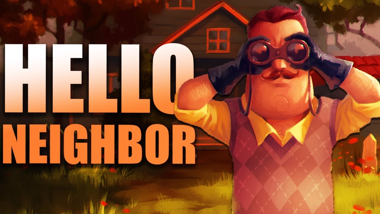 Hello Neighbor Gameplay Breaking Entering And Mystery