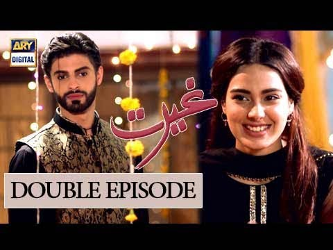 Ghairat Episode 11 & 12 - 25th September 2017 - ARY Digital Drama