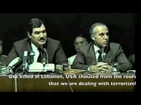 Belgrade convention 1989 Afghanistan Dr Najibullah (eng subtitle)