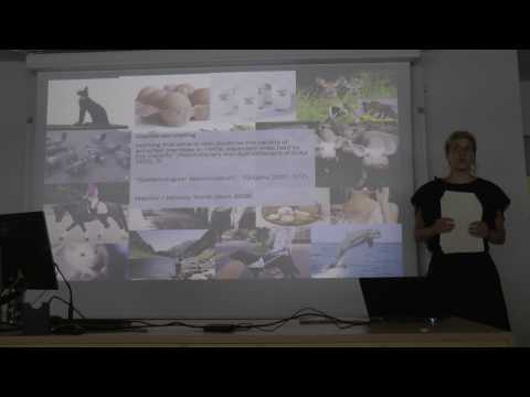 "Seminar ""The Livestock Revolution"", Livia Boscardin (Basel University) Part 1 of 2"