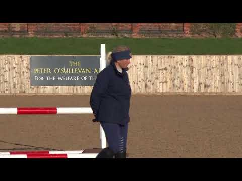 British Showjumping - Training for those returning to affiliated showjumping Part 3
