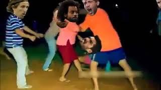 Barcelona vs Real Madrid - modo street fighter