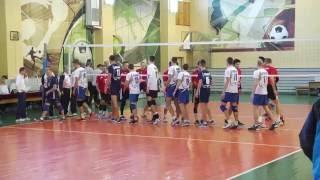 Волейбол. Легион - Строитель (08.10.16)