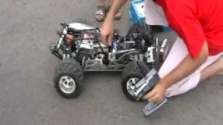 FG Monster Truck Nitrous Oxide Part1 checkout Part2 as well thumbnail