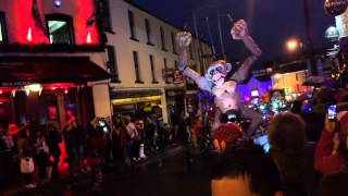 Spraoi Parade 2015, Waterford, Ireland - 02/08/2015