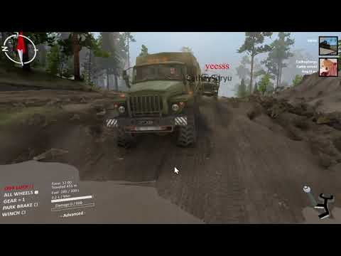 2 spin dums try to play spintires the original game |