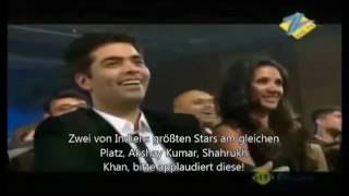 Akshay kumar and srk on stage see what happens