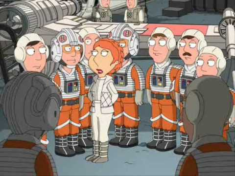 Family Guy is Just Awesome (Boom de Yada/ Discovery channel song)