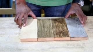 3 Formas De  Acabados Rusticos A La Madera