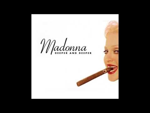 Madonna - Deeper And Deeper (Shep's Deep Beats)