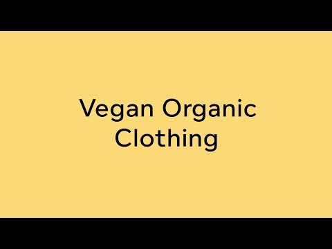 Organic Cotton Linen Hemp Clothing By Rawganique