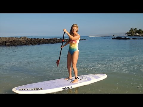 How to Stand-Up Paddle | Expedia Viewfinder Travel Blog